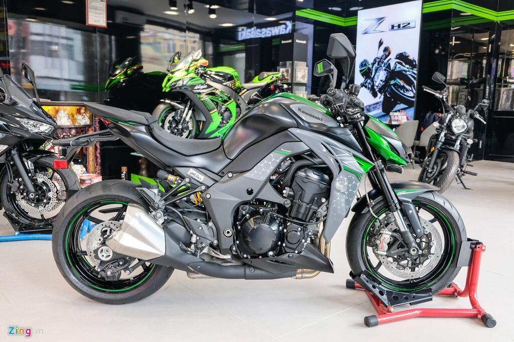 So sanh Kawasaki Z1000 R va Honda CB1000R - tre trung doi dau co dien hinh anh 7 DSCF1369_zing_1.jpg