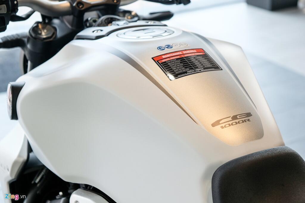 So sanh Kawasaki Z1000 R va Honda CB1000R - tre trung doi dau co dien hinh anh 6 DSCF1288_zing.jpg