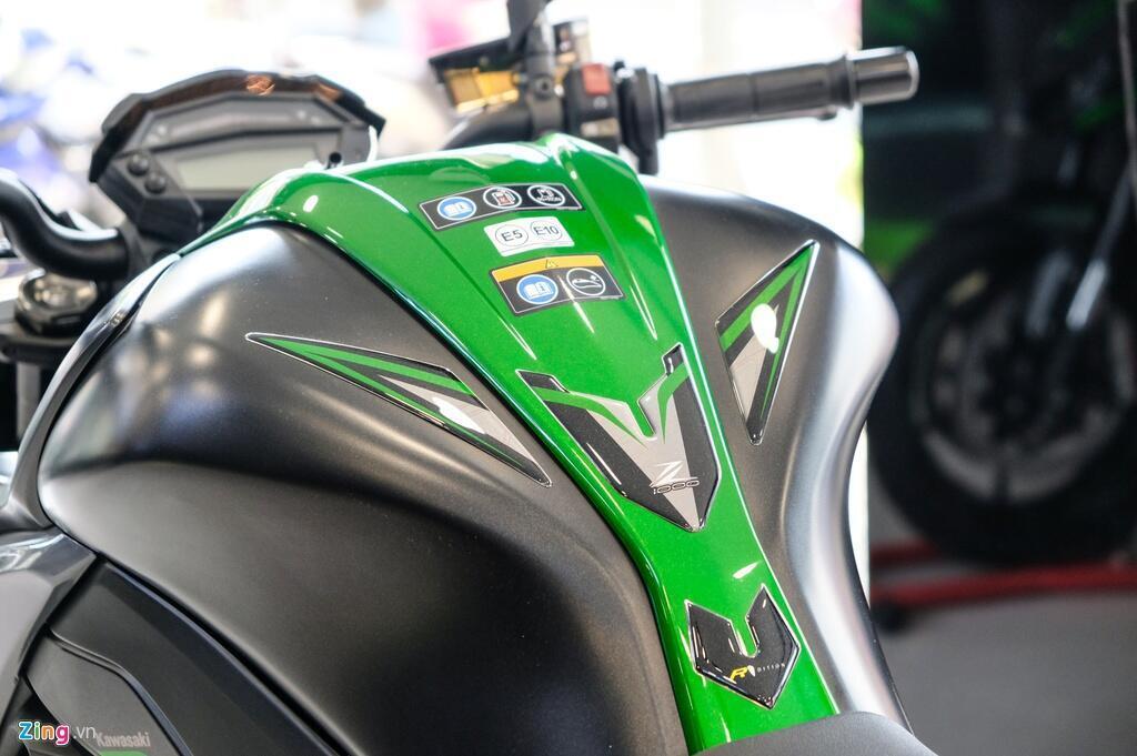 So sanh Kawasaki Z1000 R va Honda CB1000R - tre trung doi dau co dien hinh anh 5 DSCF1412_zing_1.jpg