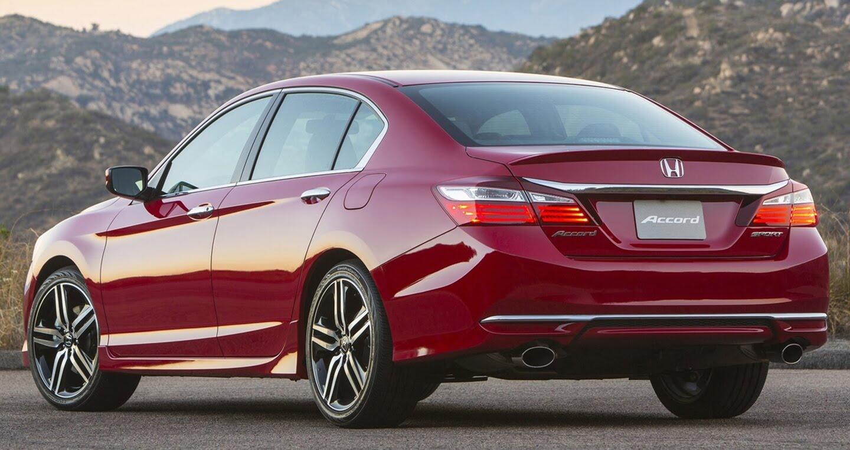 So sánh nhanh Honda Accord 2018 với Accord 2016 - Hình 7