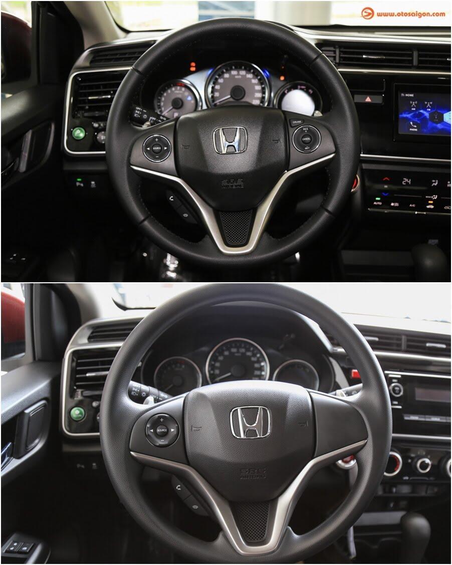 So sánh những khác biệt của Honda City 2016 và City 2017 - Hình 15