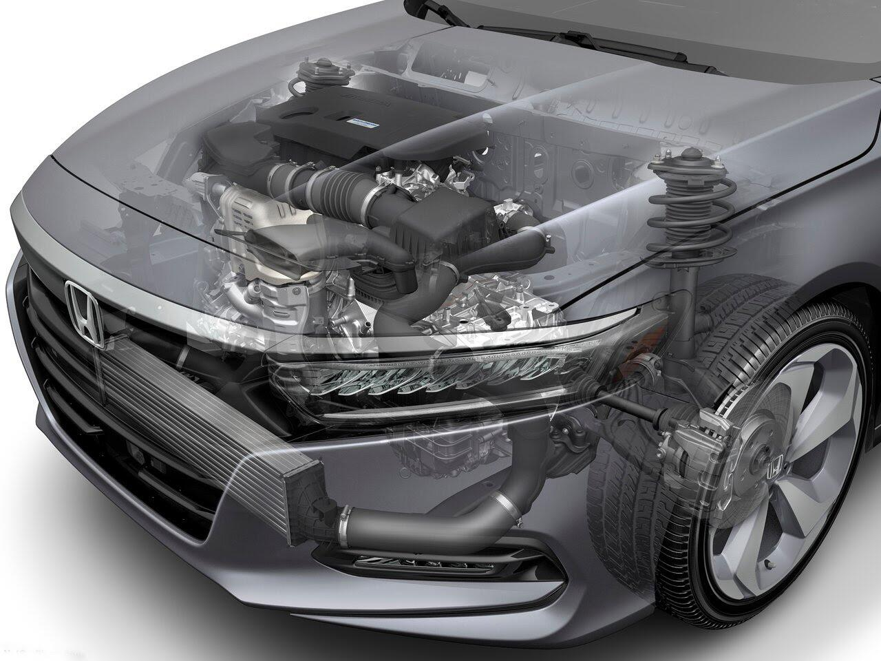 So sánh thông số kỹ thuật Honda Accord 2018 và Toyota Camry 2018 - Hình 3