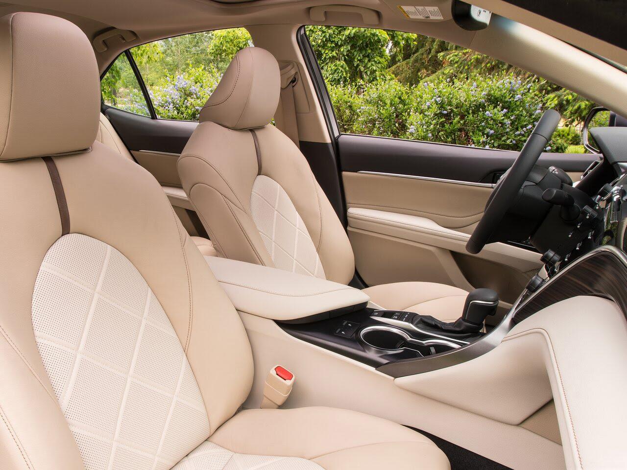 So sánh thông số kỹ thuật Honda Accord 2018 và Toyota Camry 2018 - Hình 10