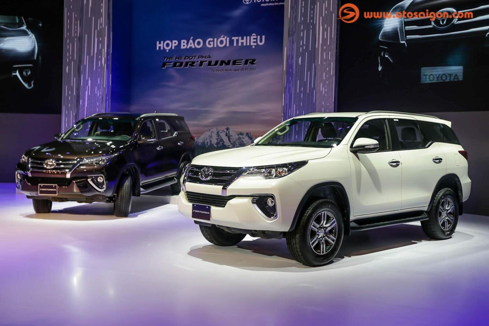 So sánh thông số: Toyota Fortuner và Chevrolet Trailblazer phiên bản thấp nhất - Hình 5