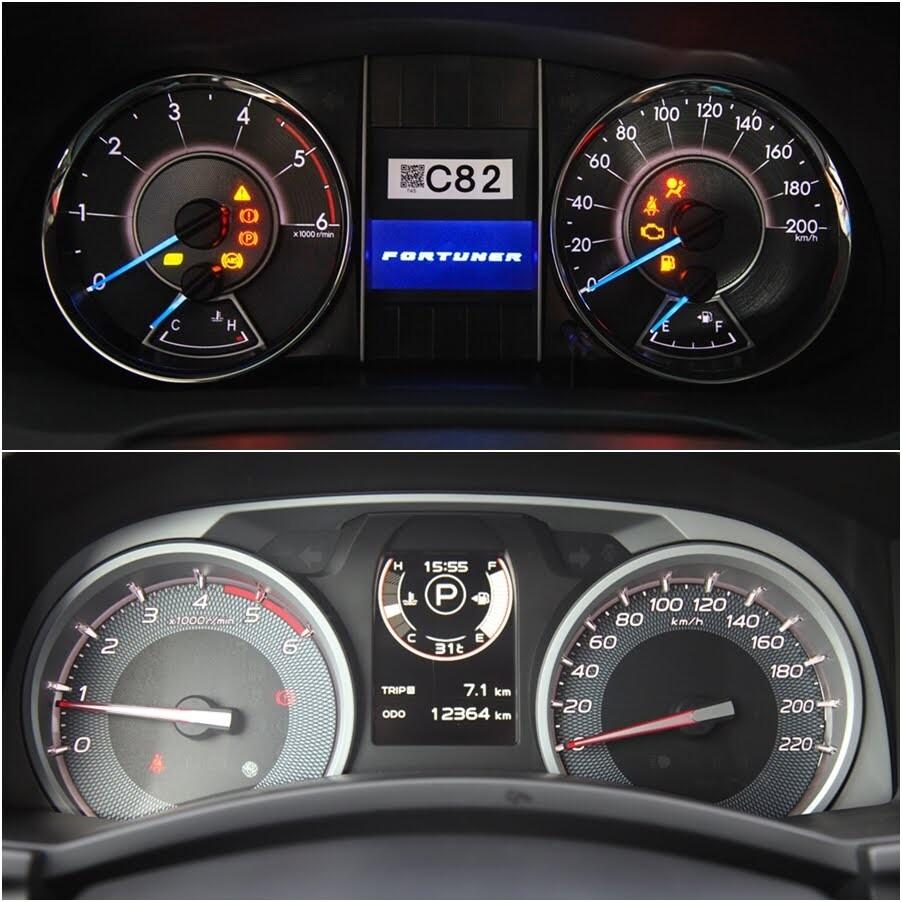 So sánh Toyota Fortuner 2017 và Isuzu mu-X: chọn SUV 7 chỗ Diesel nào với 1 tỷ đồng? - Hình 8