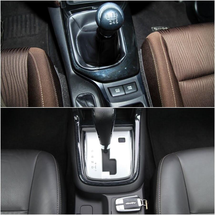 So sánh Toyota Fortuner 2017 và Isuzu mu-X: chọn SUV 7 chỗ Diesel nào với 1 tỷ đồng? - Hình 12