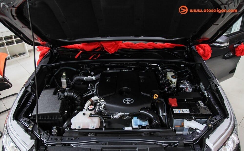 So sánh Toyota Fortuner 2017 và Isuzu mu-X: chọn SUV 7 chỗ Diesel nào với 1 tỷ đồng? - Hình 18