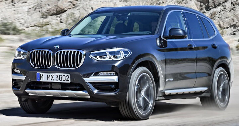 So sánh trực quan BMW X3 2018 và phiên bản tiền nhiệm - Hình 2