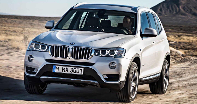 So sánh trực quan BMW X3 2018 và phiên bản tiền nhiệm - Hình 3