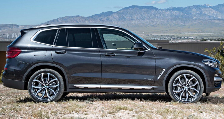So sánh trực quan BMW X3 2018 và phiên bản tiền nhiệm - Hình 4