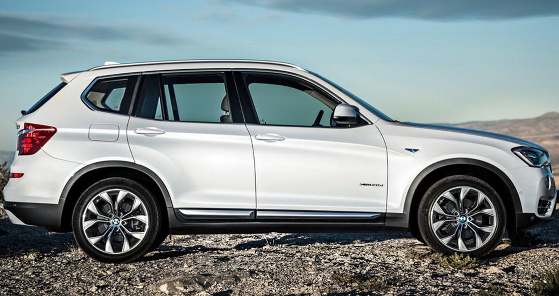 So sánh trực quan BMW X3 2018 và phiên bản tiền nhiệm - Hình 5