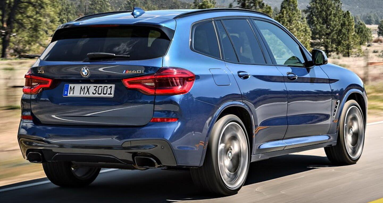 So sánh trực quan BMW X3 2018 và phiên bản tiền nhiệm - Hình 6