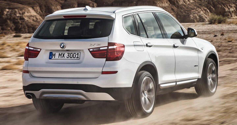 So sánh trực quan BMW X3 2018 và phiên bản tiền nhiệm - Hình 7