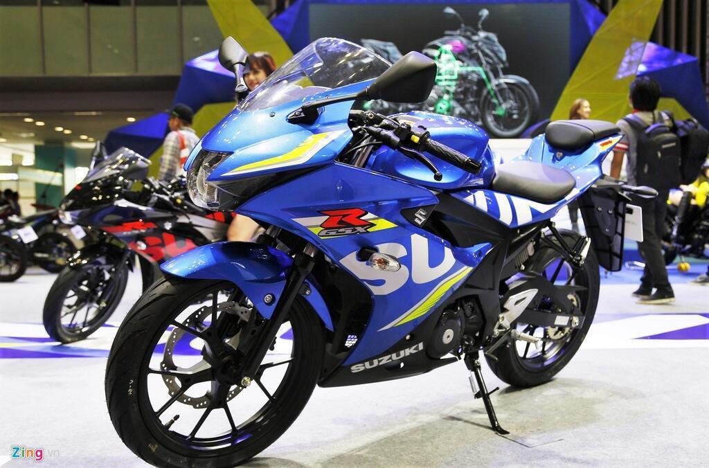 Sportbike 150 cc - chon Yamaha YZF-R15 hay Suzuki GSX-R150? hinh anh 2 Suzuki_GSX150R_zing_1.jpg