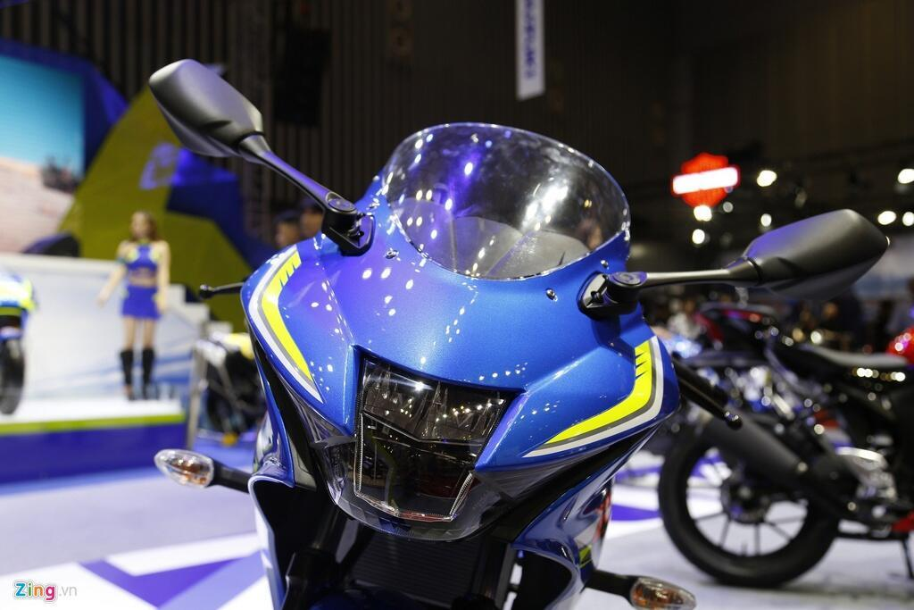 Sportbike 150 cc - chon Yamaha YZF-R15 hay Suzuki GSX-R150? hinh anh 4 Suzuki_GSX150R_zing_4.jpg