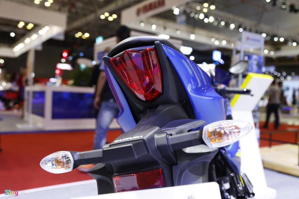 Sportbike 150 cc - chon Yamaha YZF-R15 hay Suzuki GSX-R150? hinh anh 6 Suzuki_GSX150R_zing_8.jpg
