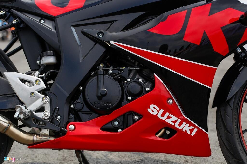 Sportbike 150 cc - chon Yamaha YZF-R15 hay Suzuki GSX-R150? hinh anh 8 Yoshimura_Suzuki_Zing_4.jpg