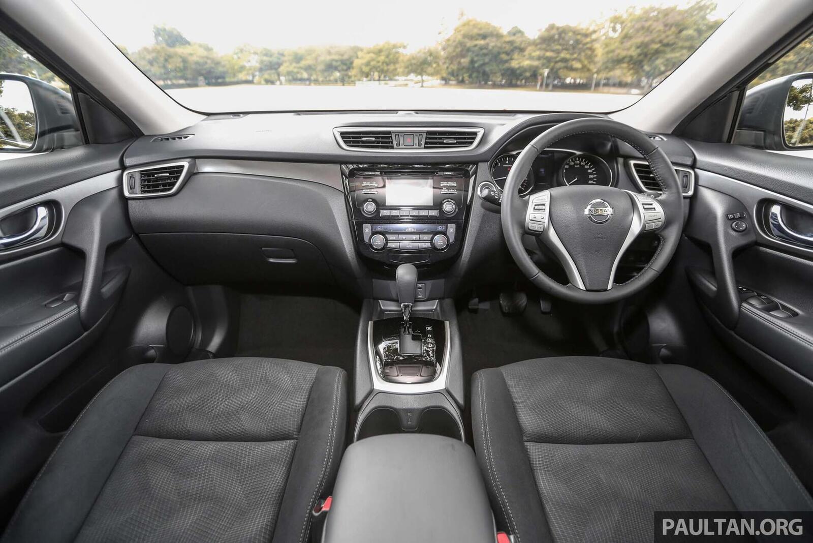 Sự khác biệt giữa Nissan X-Trail phiên bản nâng cấp facelift mới và cũ - Hình 11