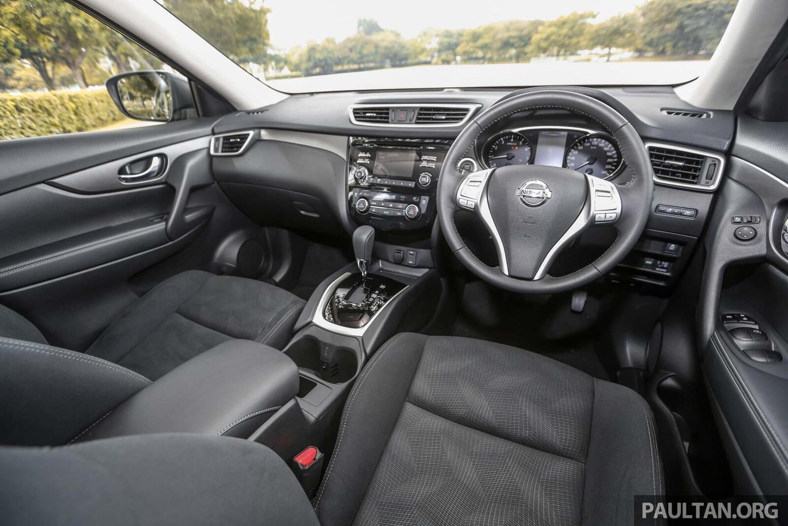 Sự khác biệt giữa Nissan X-Trail phiên bản nâng cấp facelift mới và cũ - Hình 12