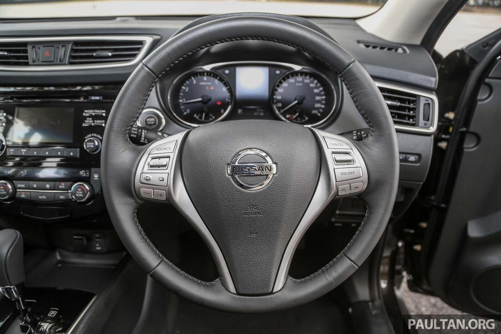 Sự khác biệt giữa Nissan X-Trail phiên bản nâng cấp facelift mới và cũ - Hình 13