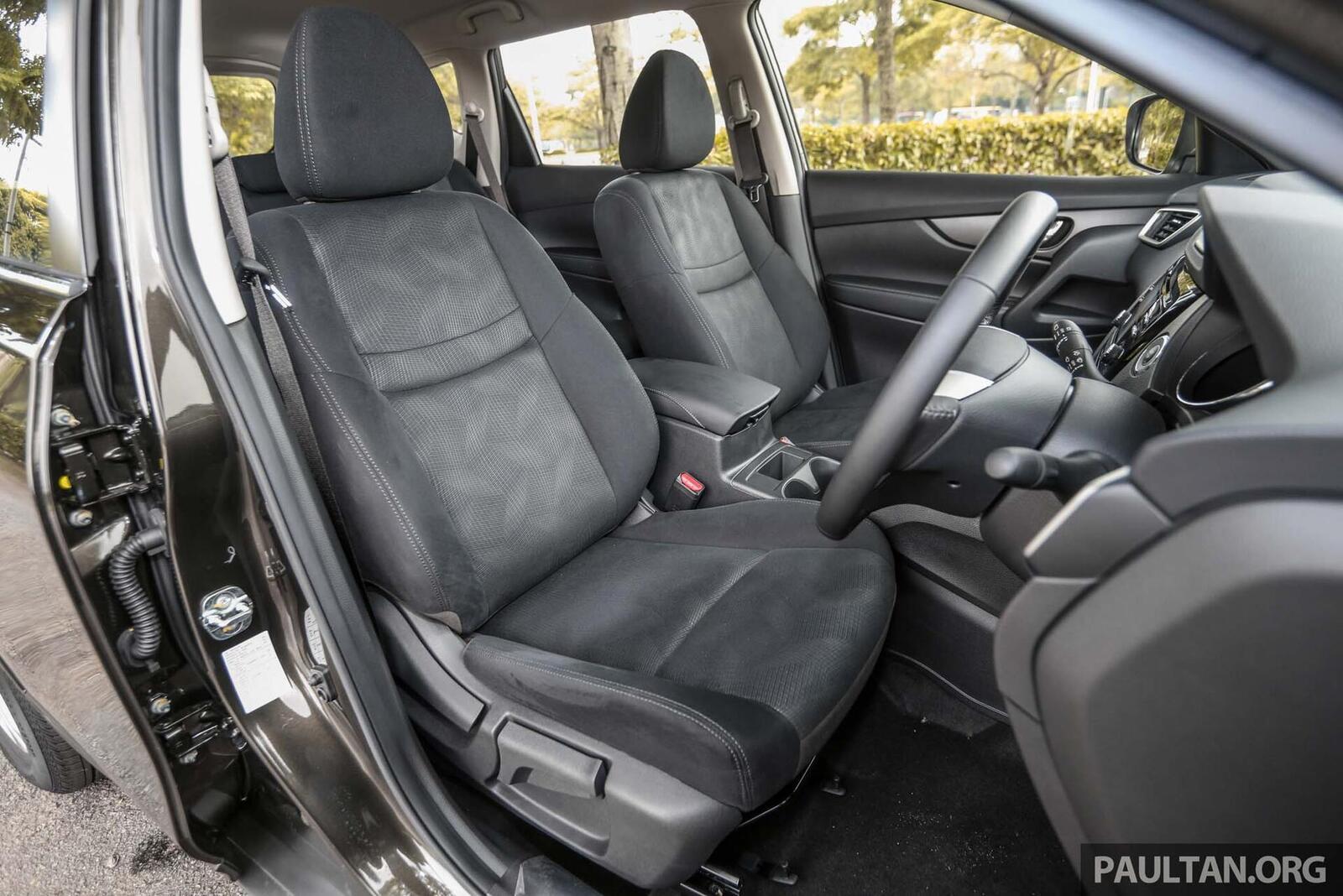 Sự khác biệt giữa Nissan X-Trail phiên bản nâng cấp facelift mới và cũ - Hình 14