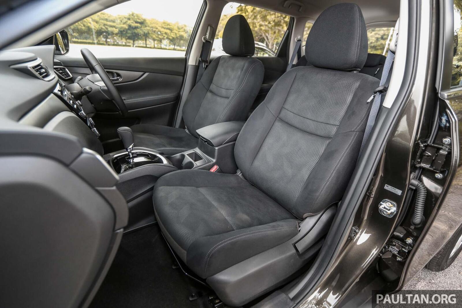 Sự khác biệt giữa Nissan X-Trail phiên bản nâng cấp facelift mới và cũ - Hình 15