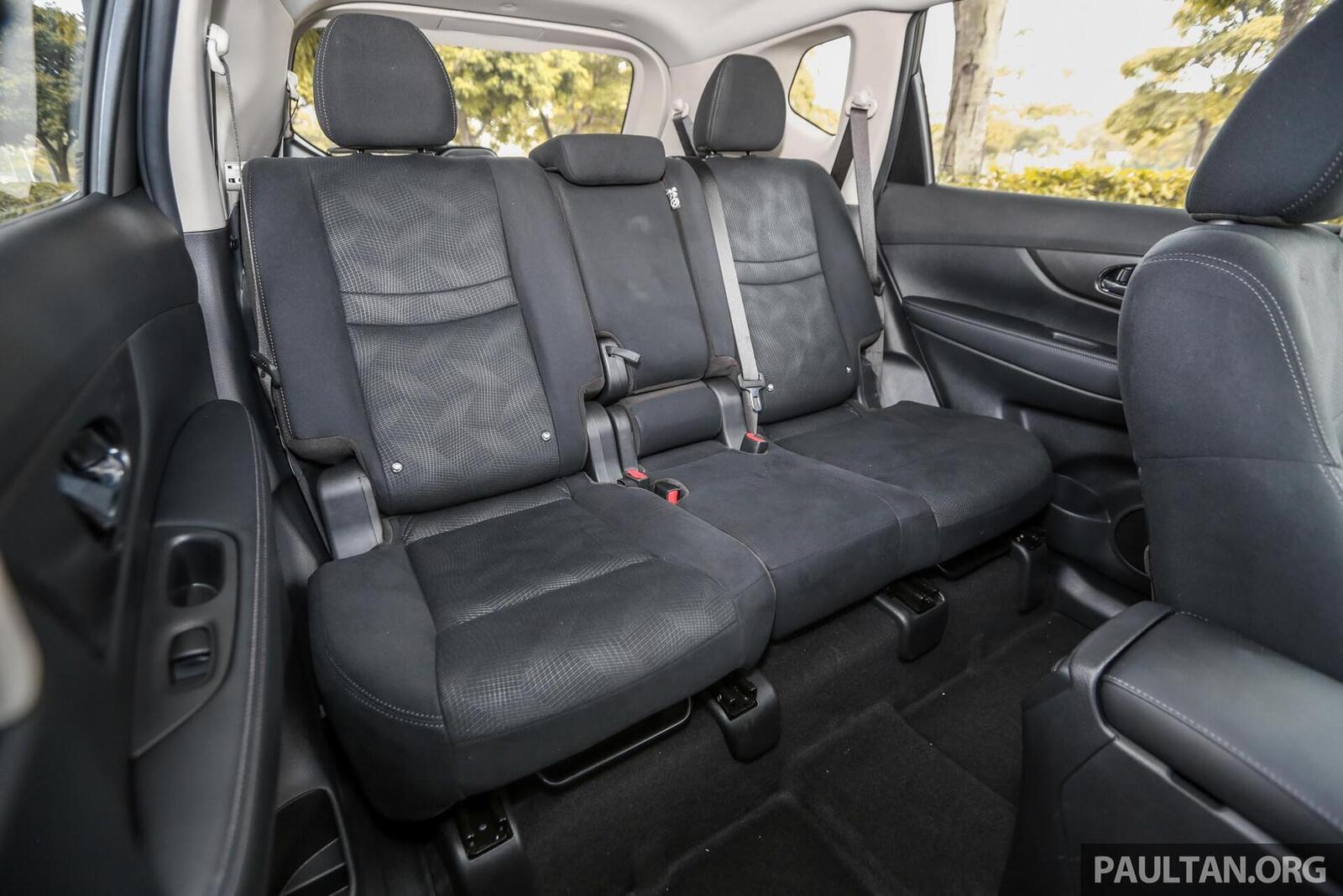 Sự khác biệt giữa Nissan X-Trail phiên bản nâng cấp facelift mới và cũ - Hình 16