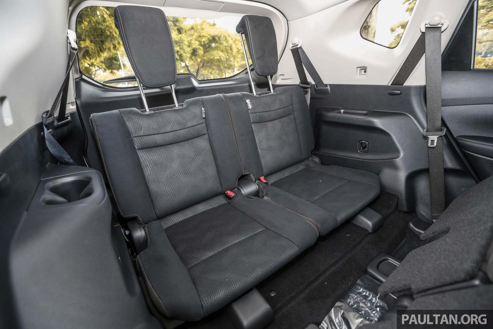Sự khác biệt giữa Nissan X-Trail phiên bản nâng cấp facelift mới và cũ - Hình 17