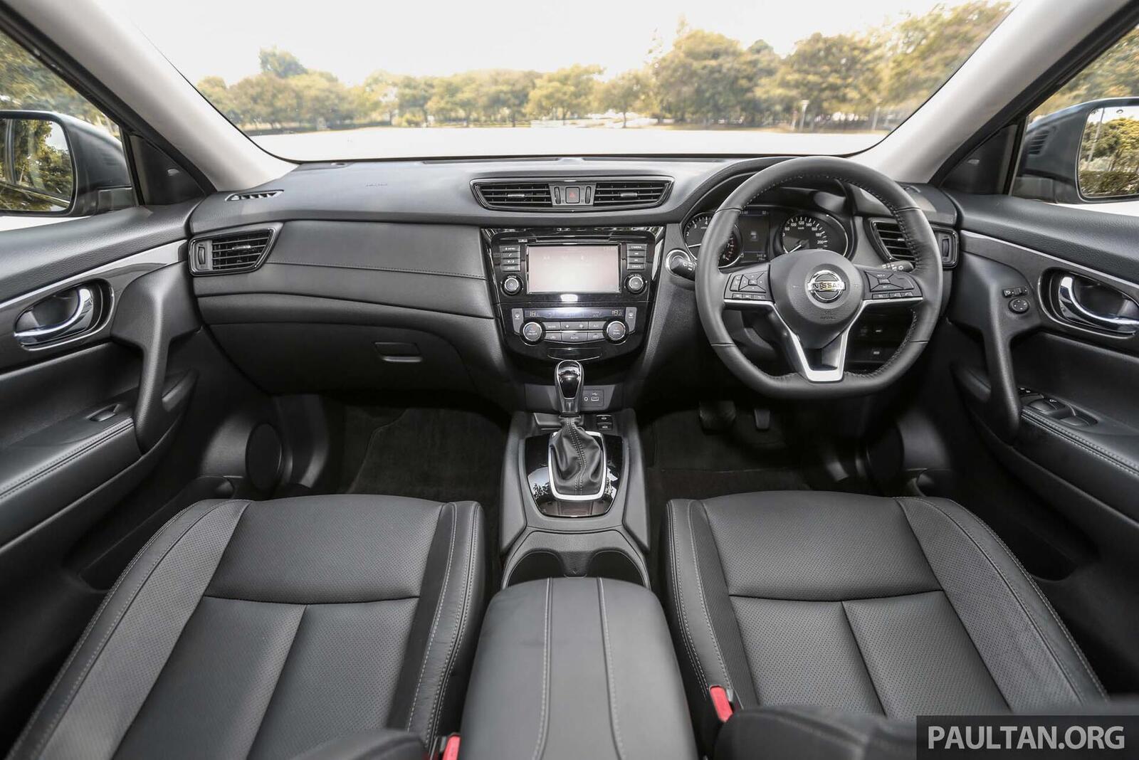 Sự khác biệt giữa Nissan X-Trail phiên bản nâng cấp facelift mới và cũ - Hình 18