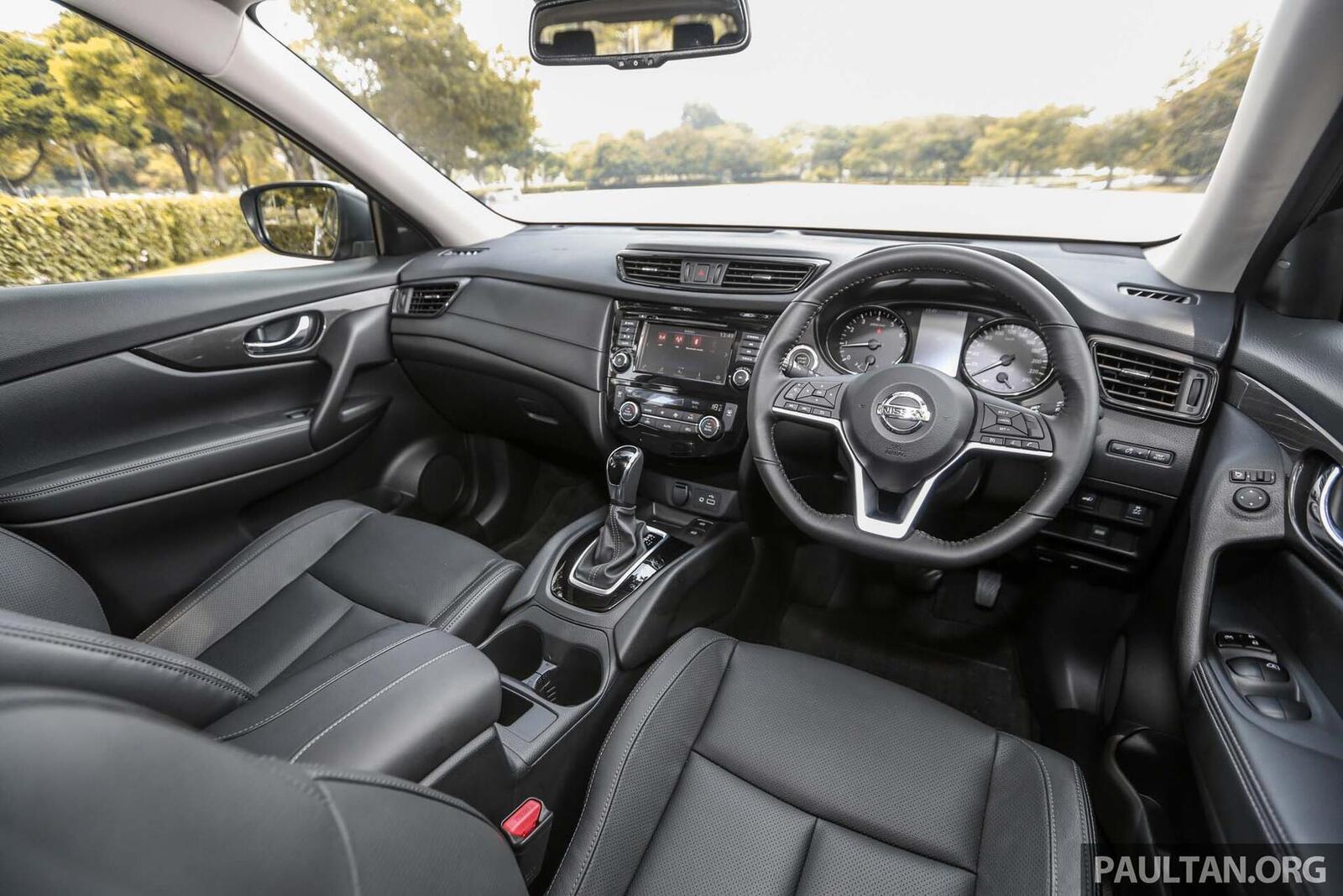 Sự khác biệt giữa Nissan X-Trail phiên bản nâng cấp facelift mới và cũ - Hình 19