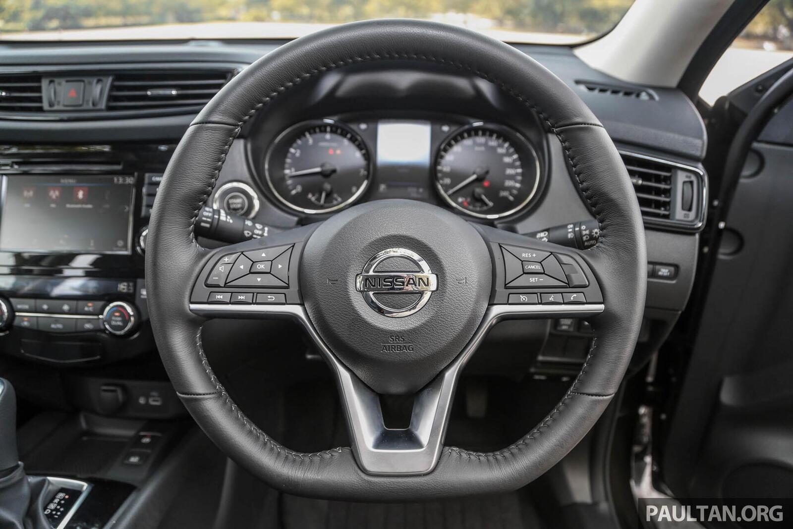 Sự khác biệt giữa Nissan X-Trail phiên bản nâng cấp facelift mới và cũ - Hình 20