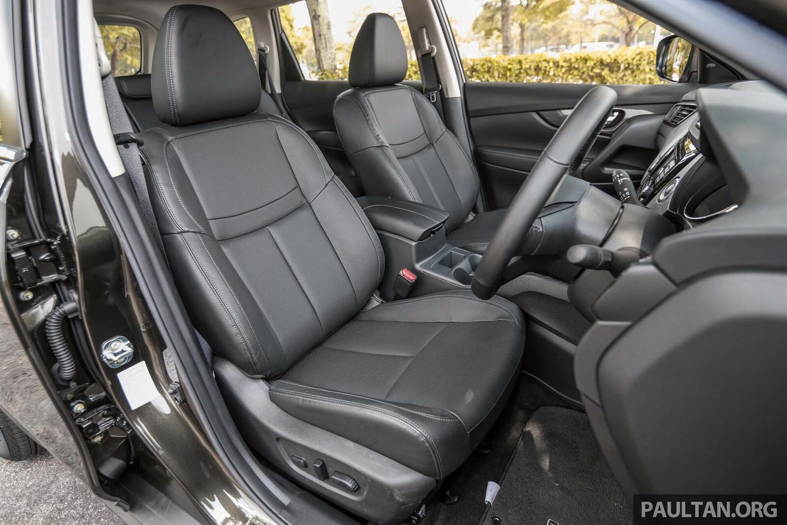 Sự khác biệt giữa Nissan X-Trail phiên bản nâng cấp facelift mới và cũ - Hình 21
