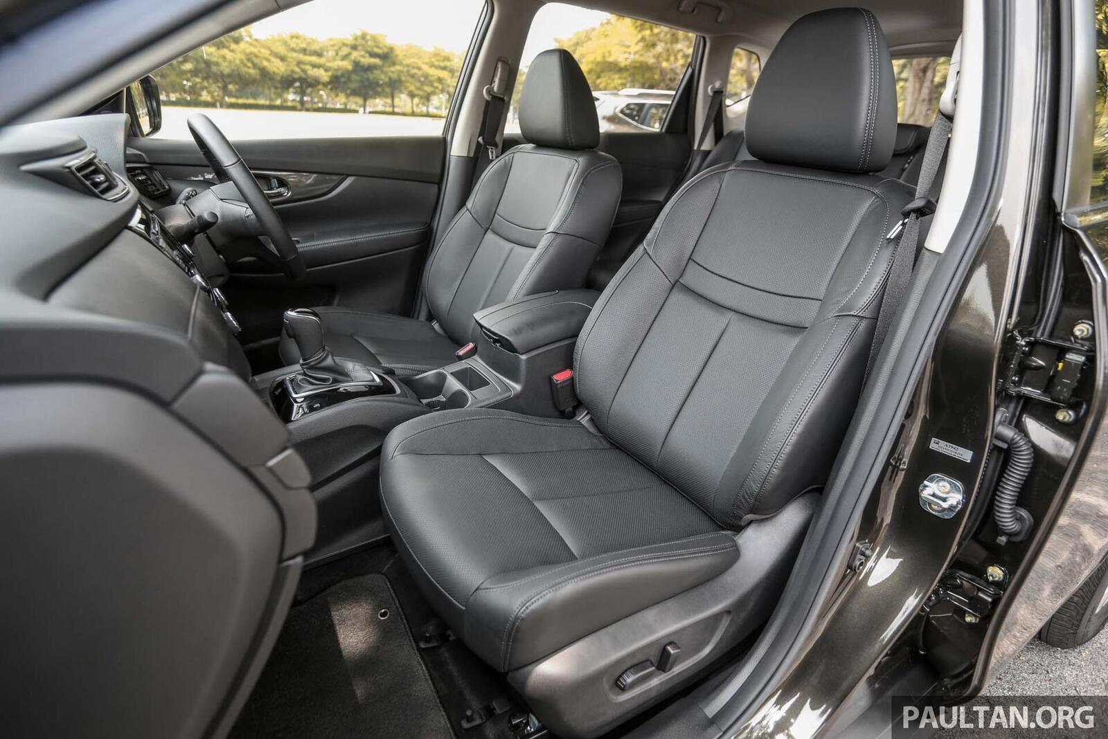 Sự khác biệt giữa Nissan X-Trail phiên bản nâng cấp facelift mới và cũ - Hình 22