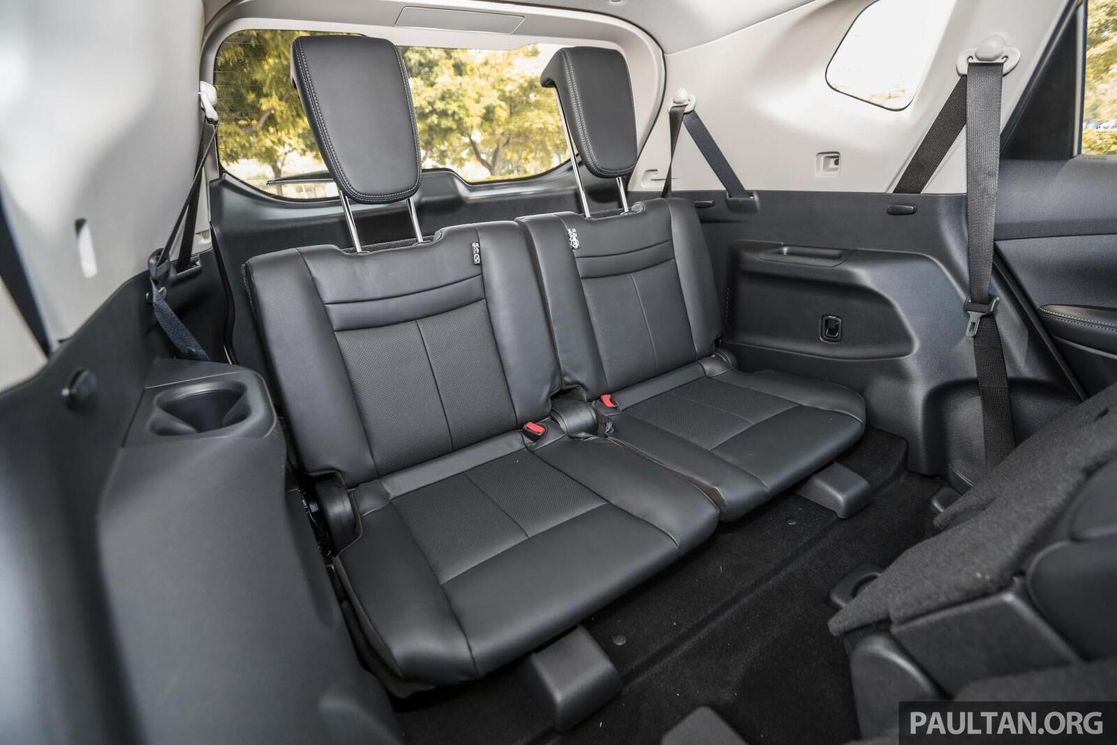 Sự khác biệt giữa Nissan X-Trail phiên bản nâng cấp facelift mới và cũ - Hình 24