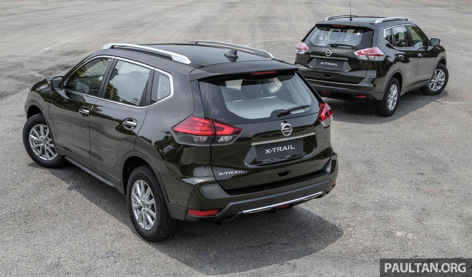 Sự khác biệt giữa Nissan X-Trail phiên bản nâng cấp facelift mới và cũ - Hình 3