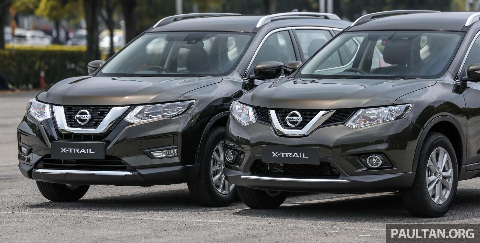 Sự khác biệt giữa Nissan X-Trail phiên bản nâng cấp facelift mới và cũ - Hình 6
