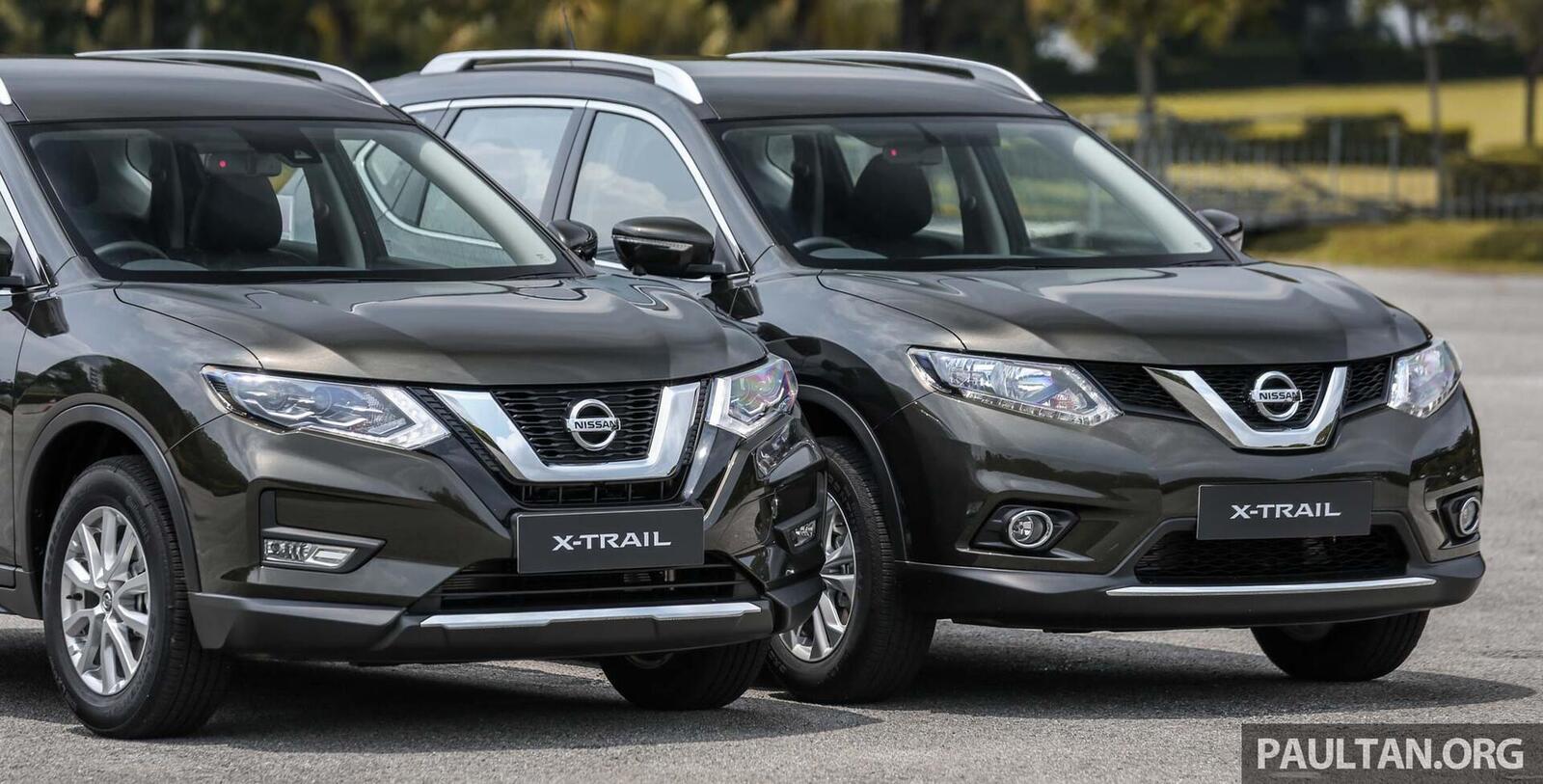 Sự khác biệt giữa Nissan X-Trail phiên bản nâng cấp facelift mới và cũ - Hình 7