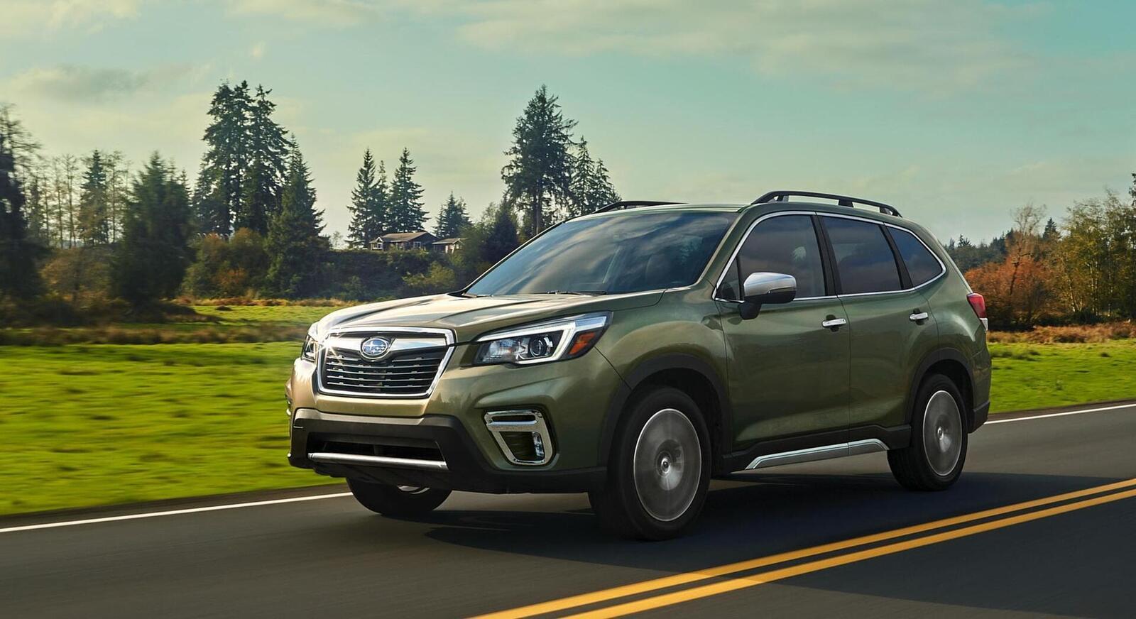 Sự khác biệt giữa Subaru Forester thế hệ mới và cũ - Hình 3