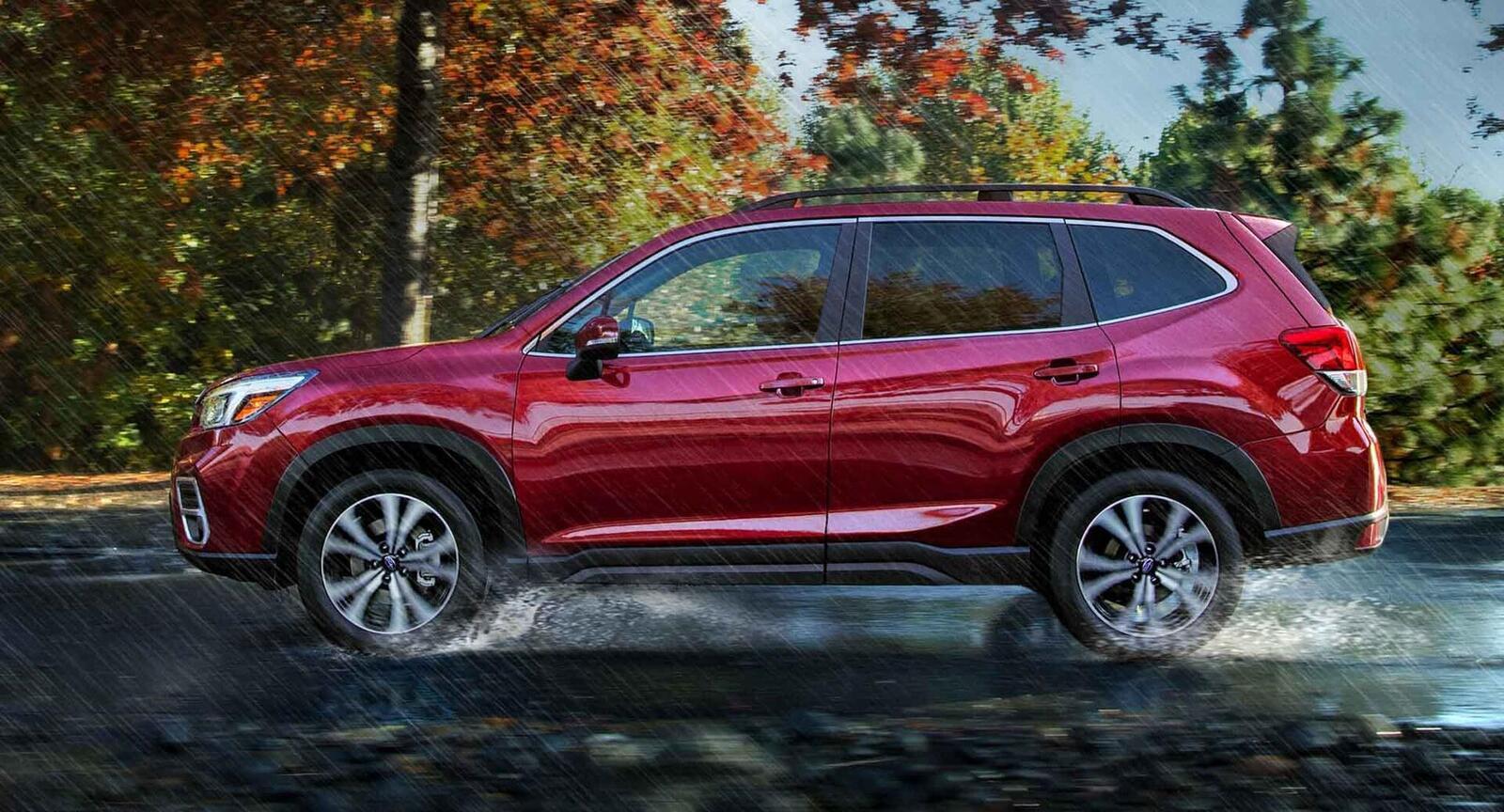 Sự khác biệt giữa Subaru Forester thế hệ mới và cũ - Hình 5