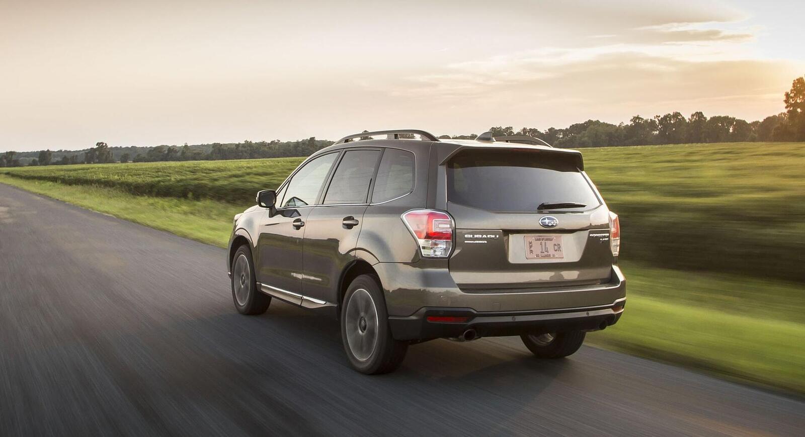 Sự khác biệt giữa Subaru Forester thế hệ mới và cũ - Hình 8