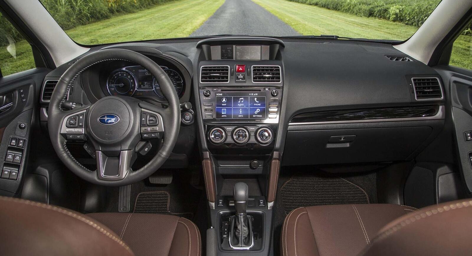 Sự khác biệt giữa Subaru Forester thế hệ mới và cũ - Hình 10