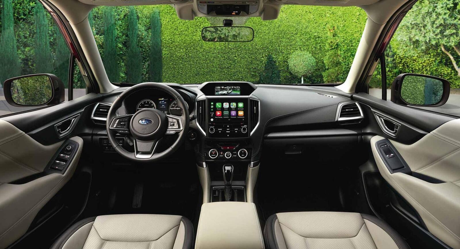Sự khác biệt giữa Subaru Forester thế hệ mới và cũ - Hình 11