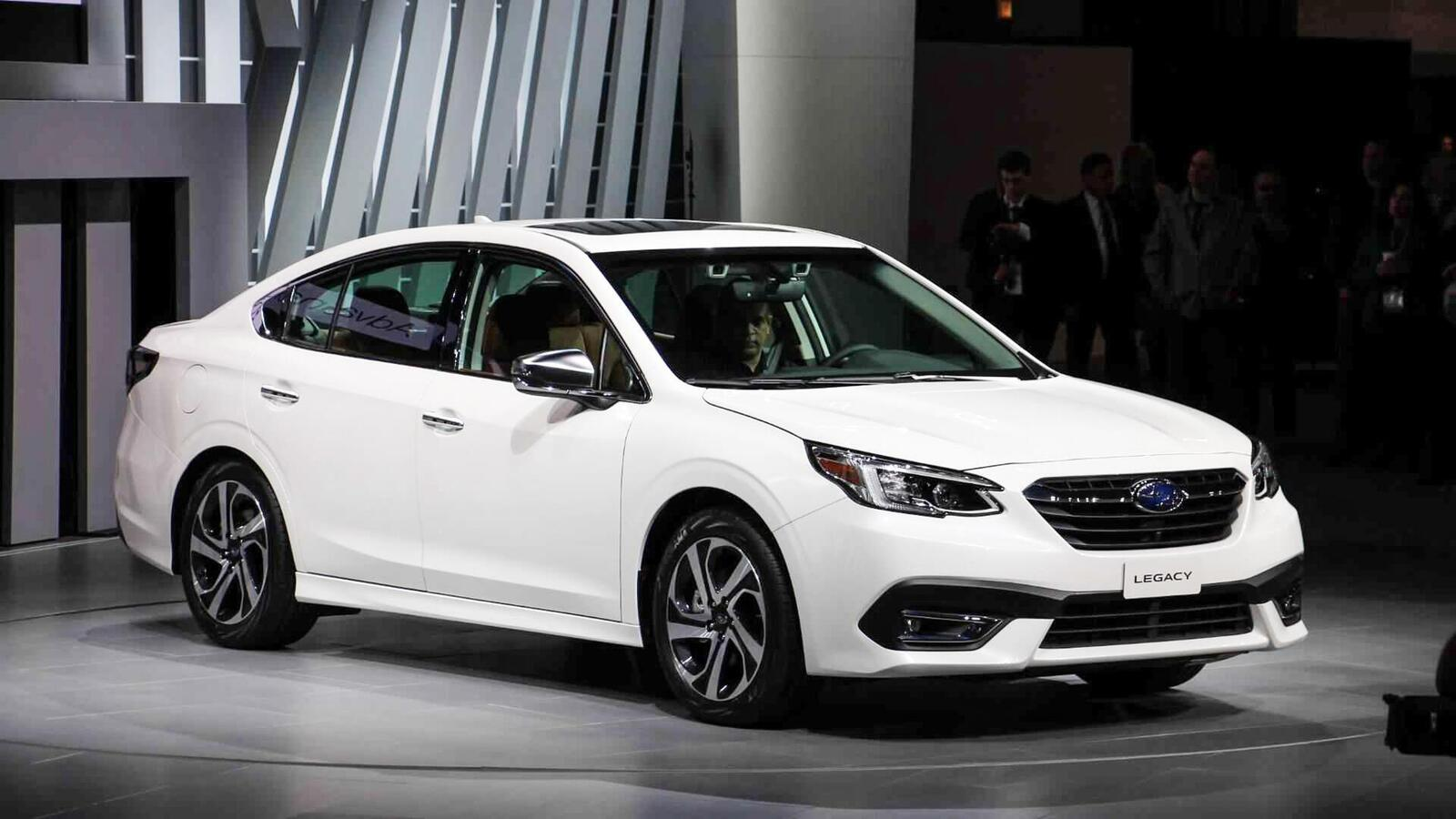 Sự khác biệt giữa Subaru Legacy thế hệ cũ và mới - Hình 10