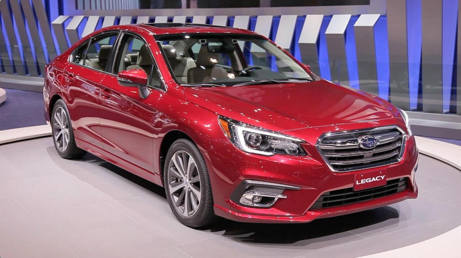 Sự khác biệt giữa Subaru Legacy thế hệ cũ và mới - Hình 9