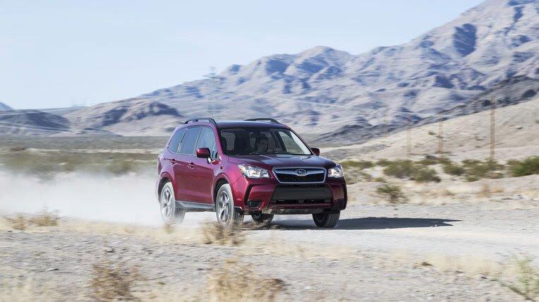 Subaru Forester 2014: SUV thuộc về những cung đường mạo hiểm - Hình 1