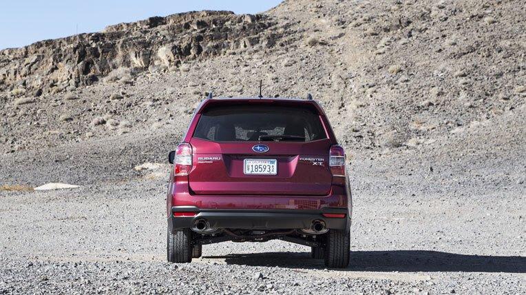 Subaru Forester 2014: SUV thuộc về những cung đường mạo hiểm - Hình 2