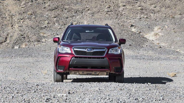 Subaru Forester 2014: SUV thuộc về những cung đường mạo hiểm - Hình 3