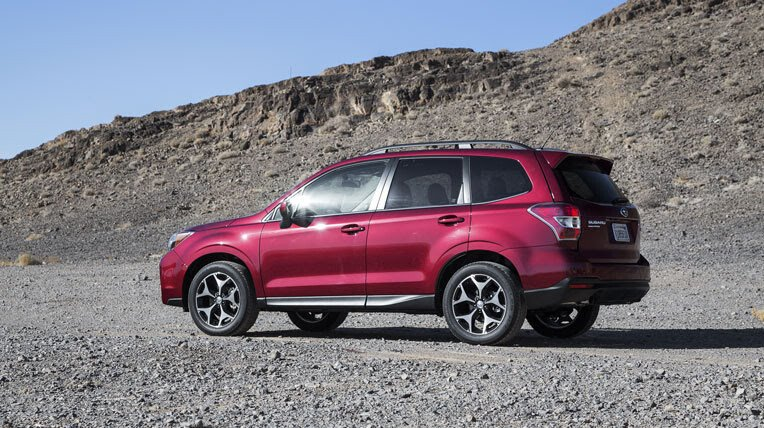 Subaru Forester 2014: SUV thuộc về những cung đường mạo hiểm - Hình 4