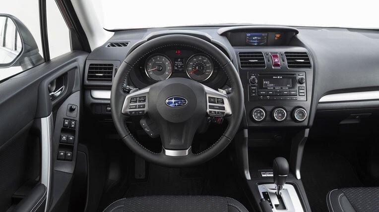 Subaru Forester 2014: SUV thuộc về những cung đường mạo hiểm - Hình 5