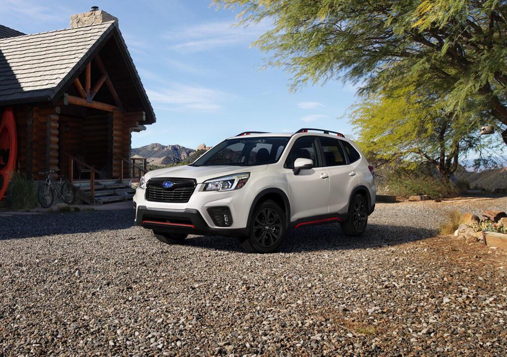 Subaru Forester 2019 chốt giá từ hơn 24.000 USD - Hình 2